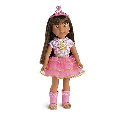 American Girl WellieWishers Ashlyn Doll: Toys & Games