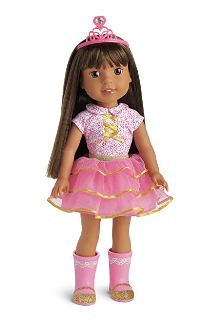amazon com american girl welliewishers ashlyn doll toys games