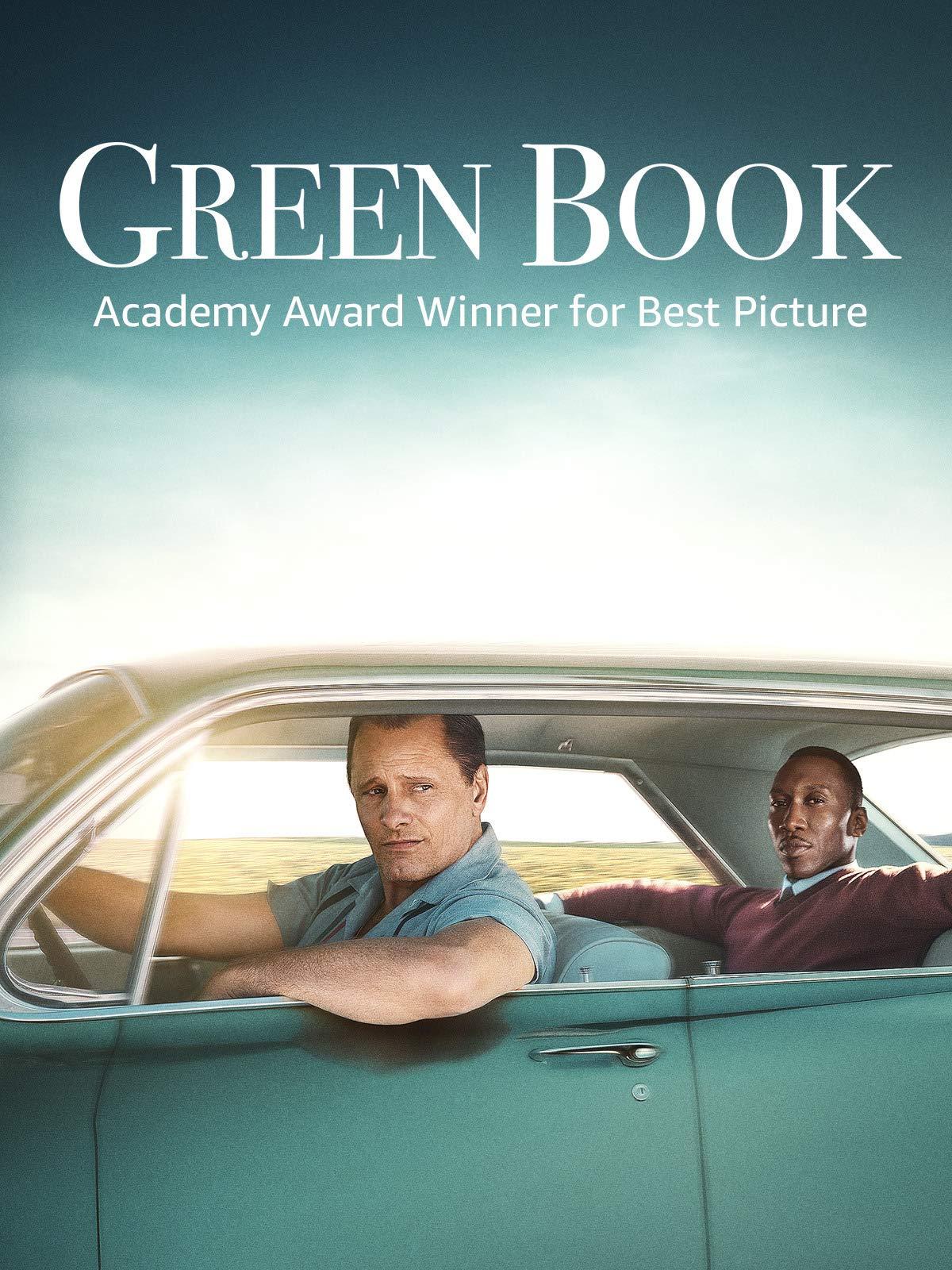 Afbeeldingsresultaat voor green book