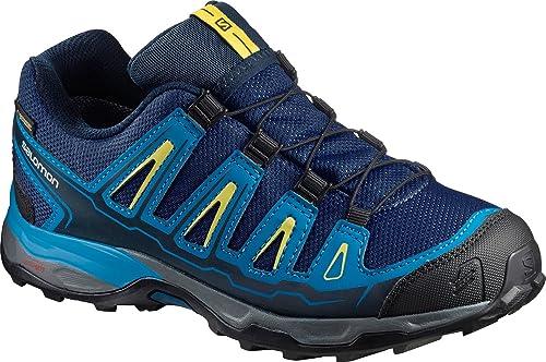 Salomon X-Ultra GTX J, Zapatillas de Senderismo Unisex Niños: Amazon.es: Zapatos y complementos