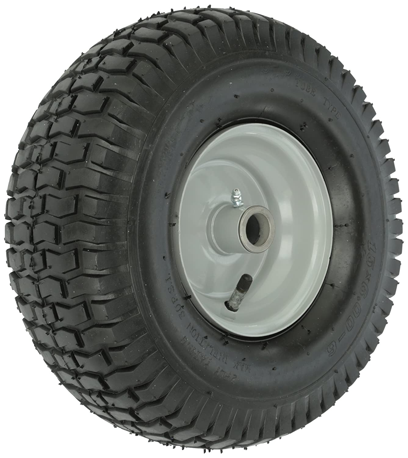Agri-Fab 42159 Wheel, 15 by 6.00, Gray