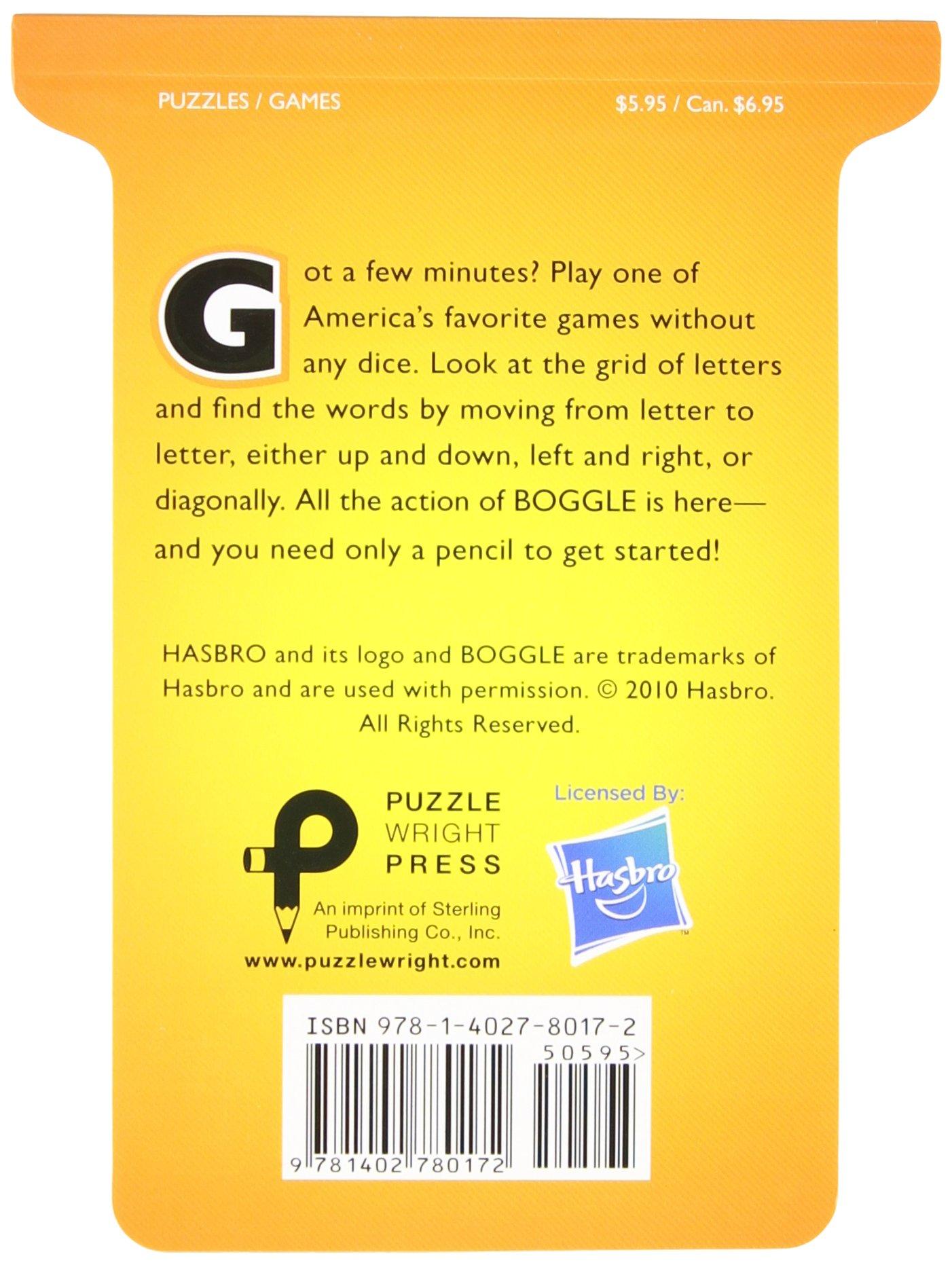 Sit & Solve(r) Boggle Puzzles: Amazon es: Gary Disch: Libros