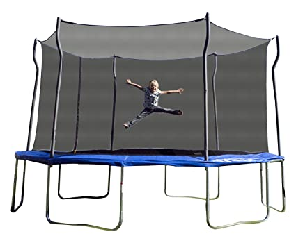 Amazon.com: Kinetic trampolines k14d-be trampolín con ...