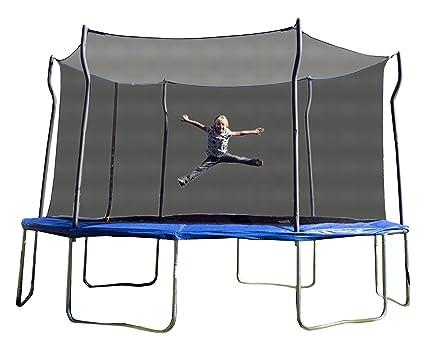 Amazon.com: Kinetic trampolines k14d-be trampolín con ...