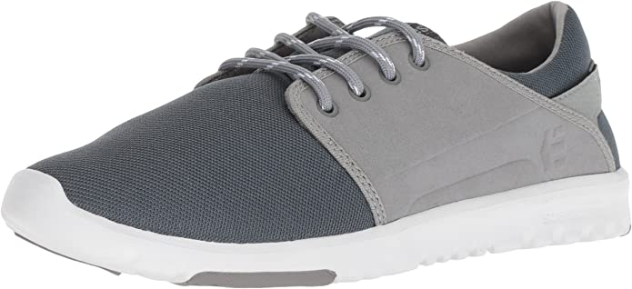 Etnies Scout Sneakers Herren Hellgrau/Dunkelgrau (Dark Grey/Light Grey)