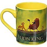 Silver Buffalo LK8132 Disney The Lion King Movie Ceramic Mug, 14-Ounces