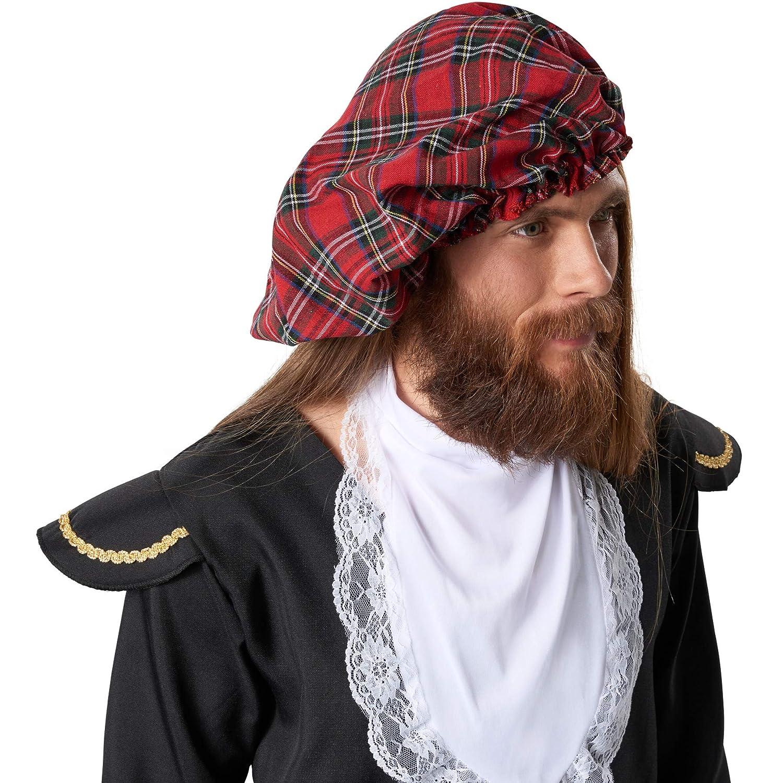 dressforfun 900424 - Disfraz de Hombre Noble Escocés, Chaqueta y Falda Escocesa con Calcetines y Sombrero (L | No. 302082): Amazon.es: Productos para ...