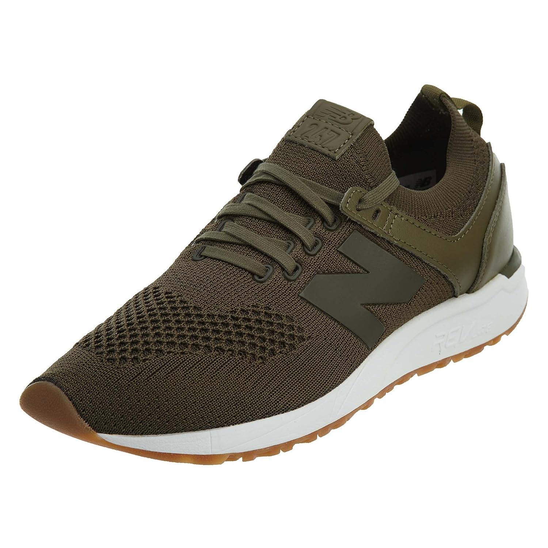 New Balance Zapatillas 247 Lifestyle Verde/Blanco/Caramelo 40 EU|Verde