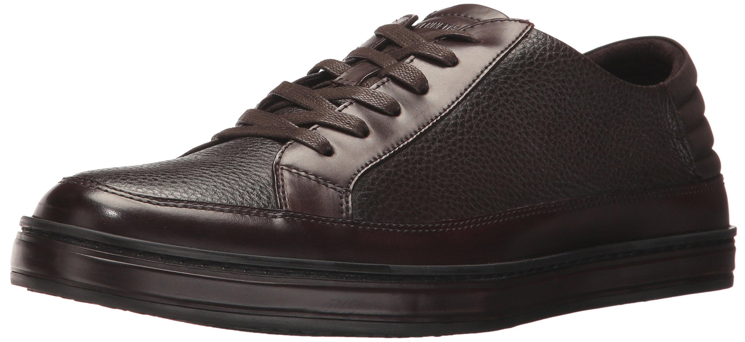 Kenneth Cole New York Men's Brand Stand Sneaker, Brown, 8 M US