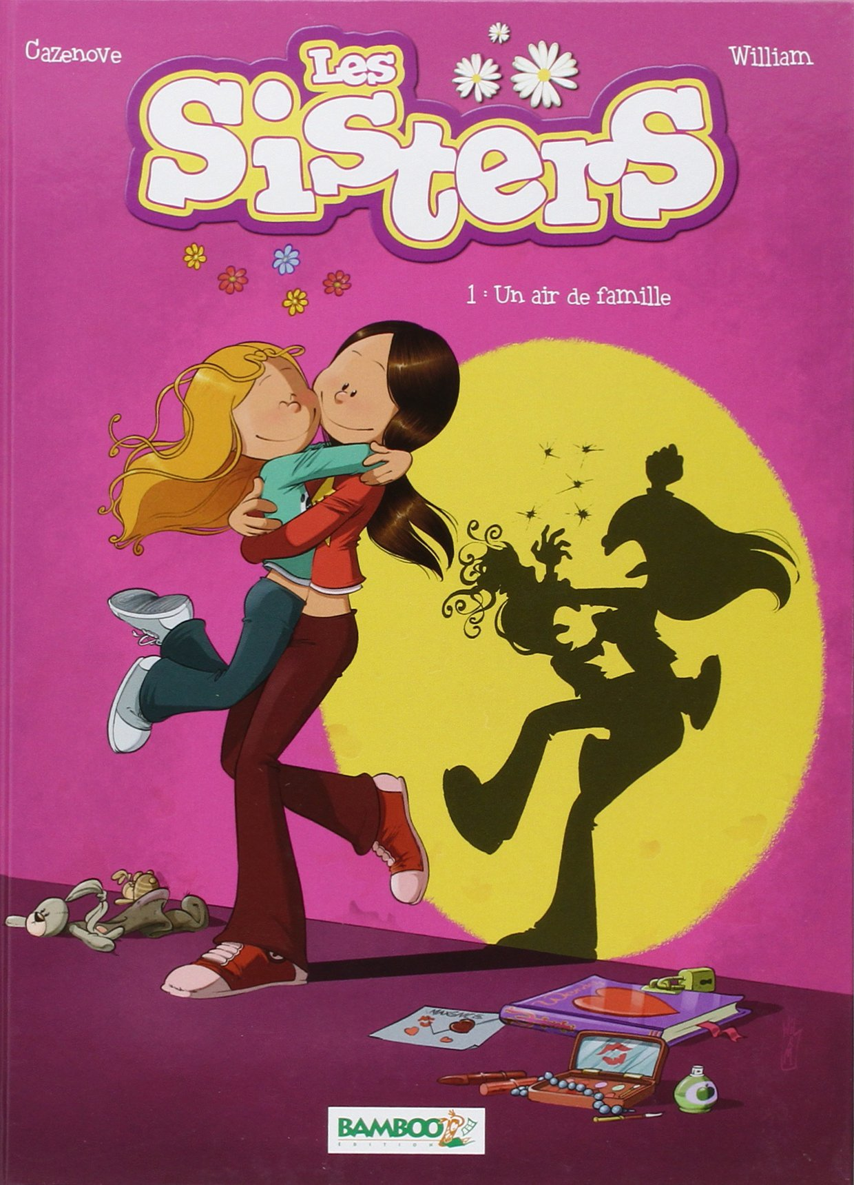 Les Sisters - tome 1 - Un air de famille Album – 30 avril 2008 Christophe Cazenove William Bamboo 2350784959