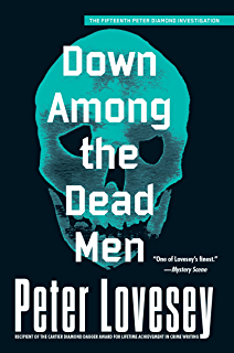 Cop to corpse peter diamond book 12 kindle edition by peter down among the dead men peter diamond book 15 fandeluxe Choice Image
