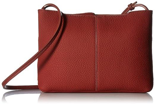 71d876b3df ECCO Jilin Small Crossbody, fired brick: Handbags: Amazon.com