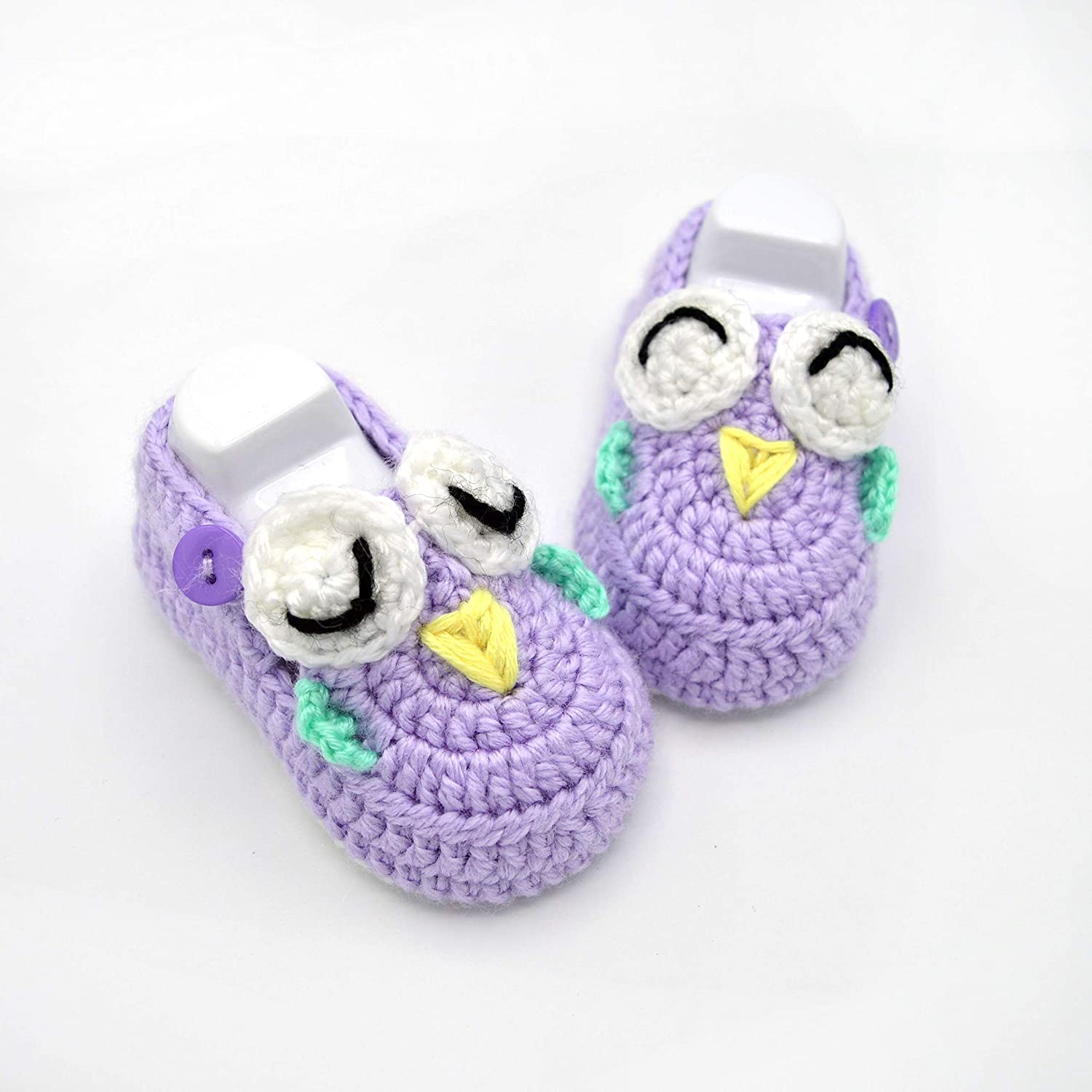Baby Girl Shoes Handmade Crochet Shoes Baby Shower Gift Crib