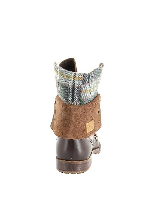 Fosco Vichu, Botines para Hombre, Marrón, 41 EU: Amazon.es: Zapatos y complementos
