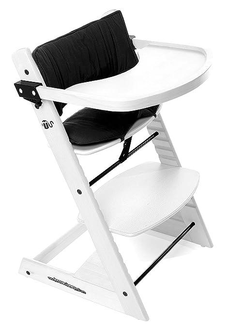 Innovaciones MS Advance - Trona, color blanco: Amazon.es: Bebé