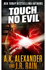 Touch No Evil (The PSI Series Book 4) Kindle Edition