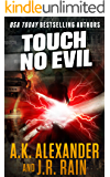 Touch No Evil (The PSI Series Book 4)