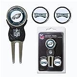 Team Golf NFL Philadelphia Eagles Divot Tool with 3