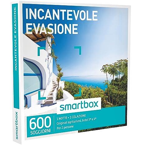 Smartbox Geschenkbox – Bezaubernde Evasione – 1 Übernachtung mit ...