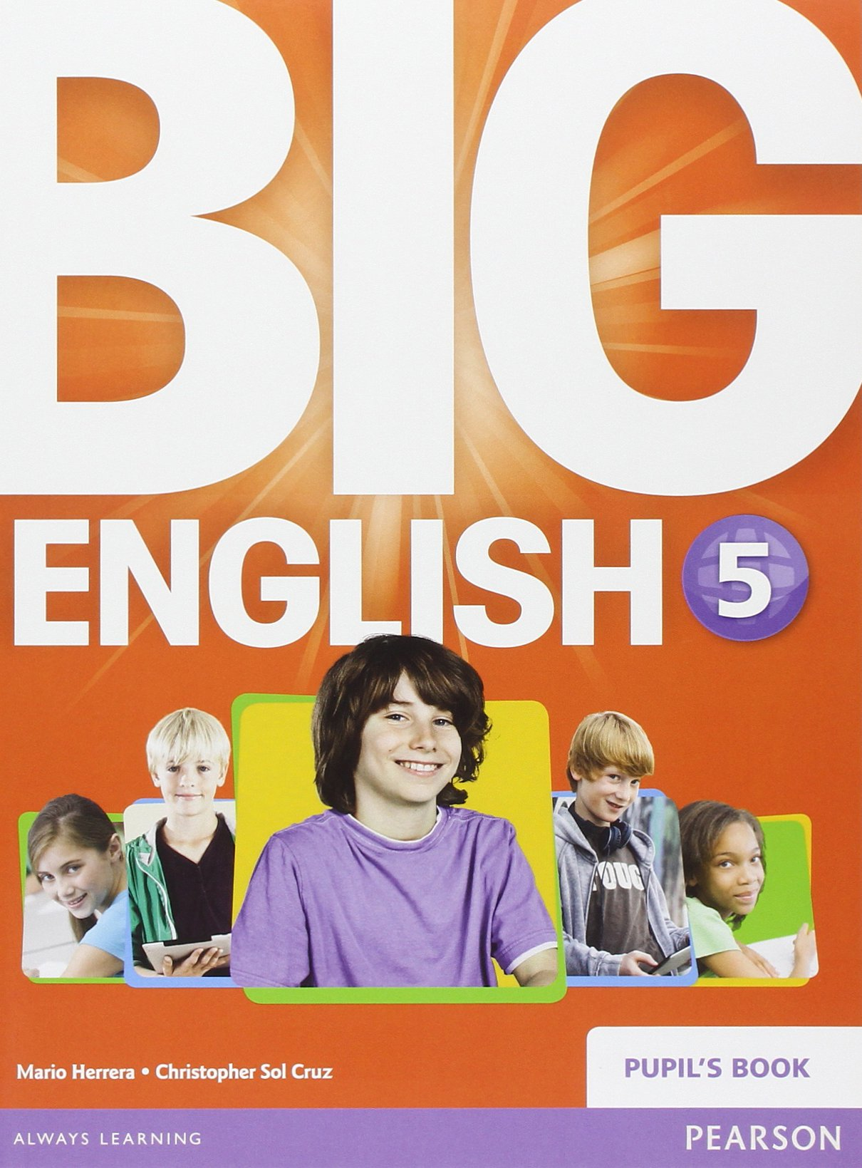 Read Online Big English 5 Pupils Book stand alone ebook