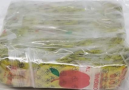 2 in x 3 in - 5.08 cm x 7.62 cm Reclosable Bags 100 Count