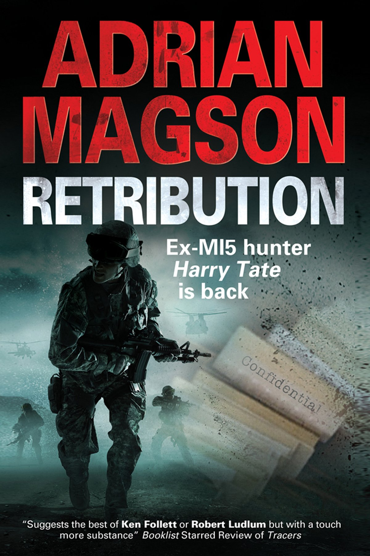 Retribution (A Harry Tate Thriller) pdf epub