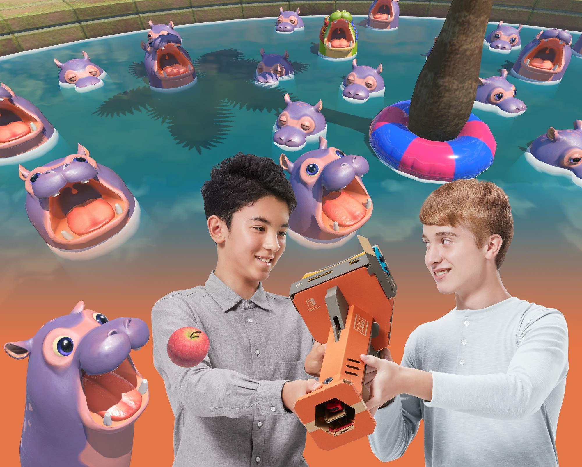 Nintendo Labo Toy-Con 04: VR Kit - Starter Set + Blaster - Switch by Nintendo (Image #8)