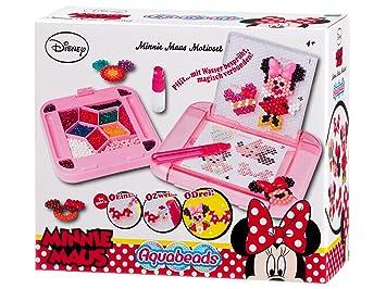 Aquabeads Kit Loisir Créatif Minnie Mouse, Kit de Bricolage, Loisir Créatif,  Nœuds, 73e055672899