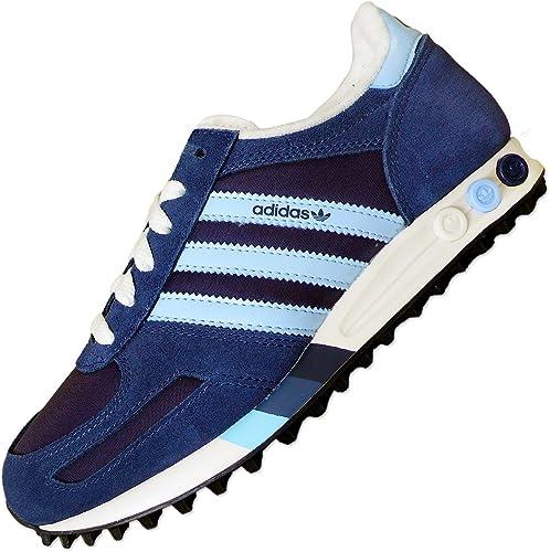 adidas Originals LA Trainer W Blue Women Shoes Fashion