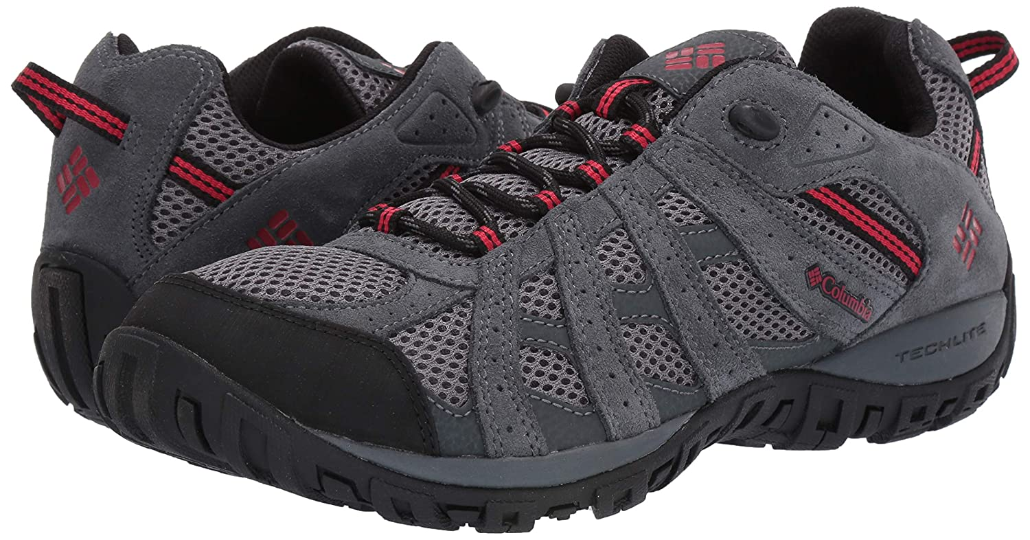Columbia Mens Redmond Hiking Shoe BM3937-033