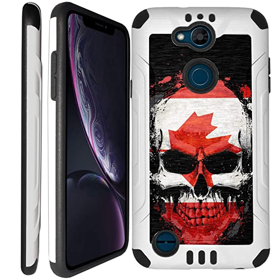 low priced 1bb63 23985 Amazon.com: CasesOnDeck Slim Case for LG X Power 3 | LG X Charge 2 ...