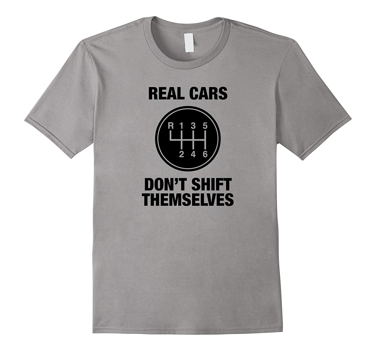 6 Speed – Real Cars Don't Shift Themselves