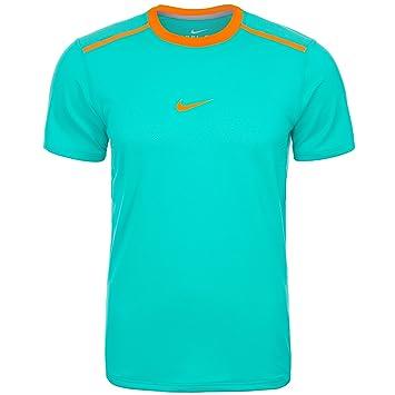 Nike T-Shirt Rafael Nadal Premier Crew - Camiseta, Color Verde, Talla 2XL: Amazon.es: Deportes y aire libre