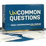 200 Fresh Conversations Starters for Couples | UNCOMMON QUESTIONS | Daily Tool to Reconnect with Your Partner | Quick Relationship Strengthener | Works Great for Groups
