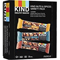 12 Count Kind Nuts and Spices Bars