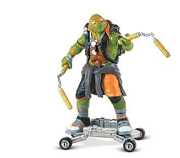 Las Tortugas Ninja 2 - 12 a cm Figura de acción - Michelangelo