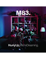 HURRY UP WE'RE DREAMING (2 LP)