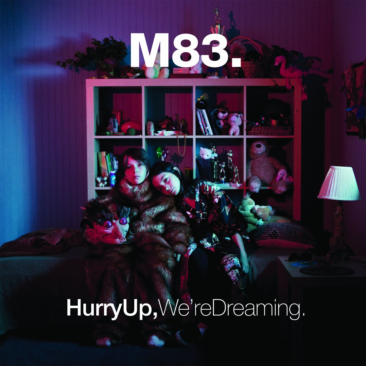 CD : M83 - Hurry Up, We're Dreaming (2 Disc)