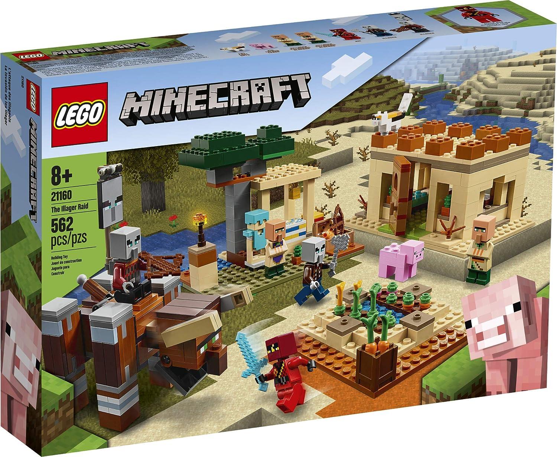 Lego Minecraft O Ataque de Illager 10