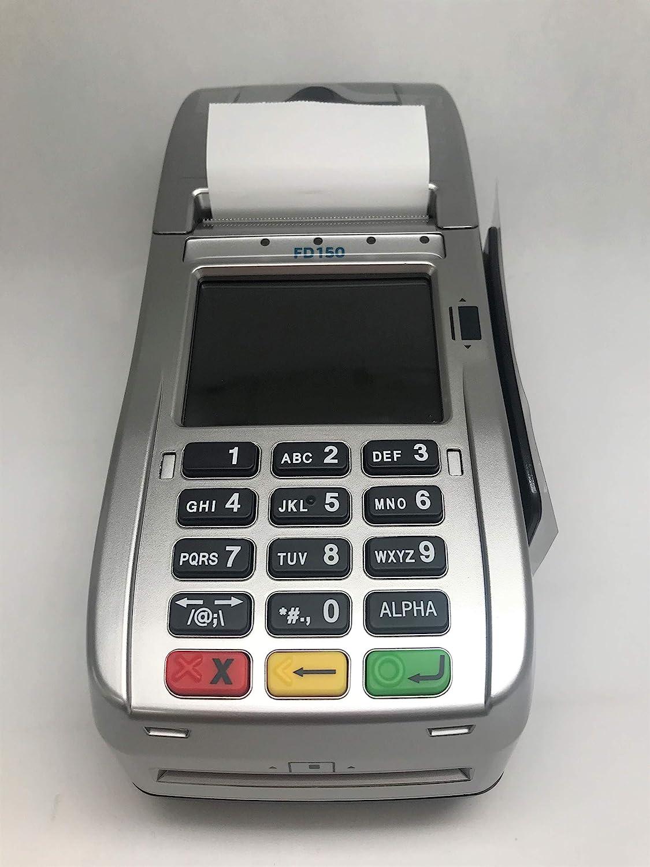First Data FD150 EMV CTLS Credit Card Terminal