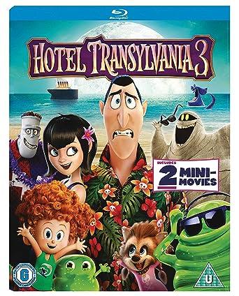 who does adam sandler play in hotel transylvania 3