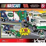 K'NEX NASCAR Building Set: #88 Amp Energy Transporter Rig