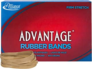 product image for Alliance Advantage Rubber Band Size #64 (3 1/2 X 1/4 Inches), 1 Pound Box (Approximately 320 Bands per Pound) (26645)