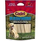 Cadet Rawhide Dog Treat 10 inch Retrievers