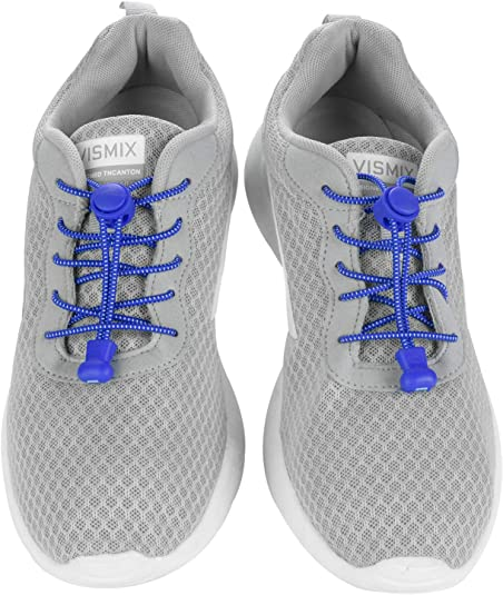 KATELUO cordones zapatillas,Cordones elásticos sin nudos para ...