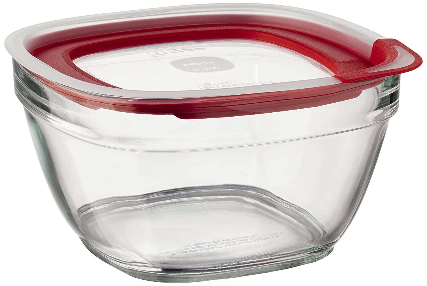 Amazon.com: Rubbermaid 10y0 11.5-cup fácil de encontrar por ...