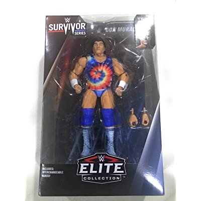 WWE Elite Don Muraco Survivor Series Figure: Toys & Games [5Bkhe2001952]