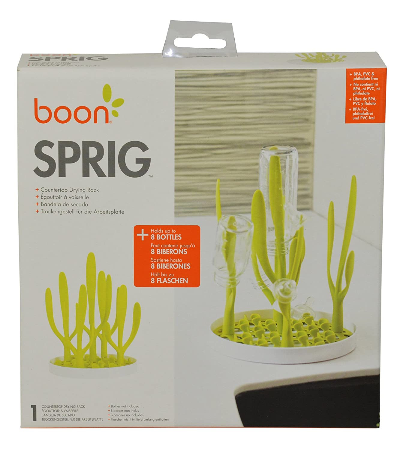 Sprig Boon Countertop Drying Rack Lawn Patch Multiple Variations Grass