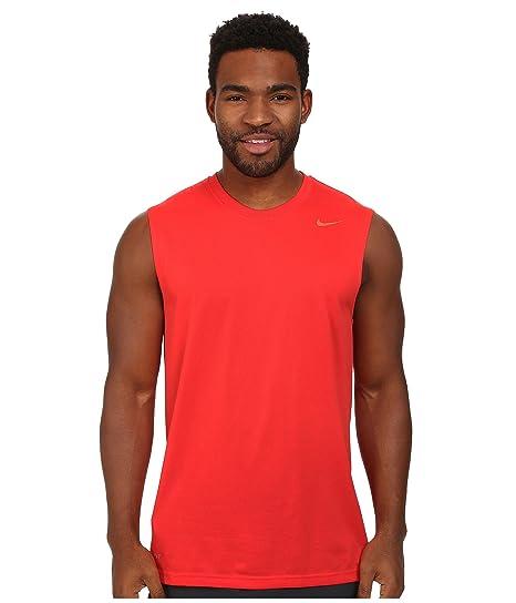 26285642 Amazon.com : Nike Dri-FIT Legend Sleeveless Training Shirt XX-Large :  Sports & Outdoors