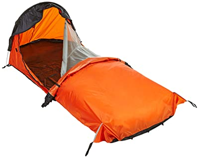 Aqua Quest Hooped Bivy Tent - Waterproof - Green or Orange